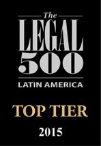 The Legal 500 Latin America 2015: EL SALVADOR rankings released