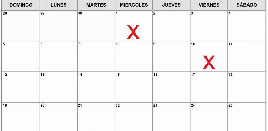 Upcoming National Holidays in El Salvador on May 2019
