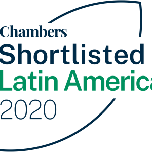 Romero Pineda once again shortlisted and top ranked at the Chambers Latin America Awards 2020.